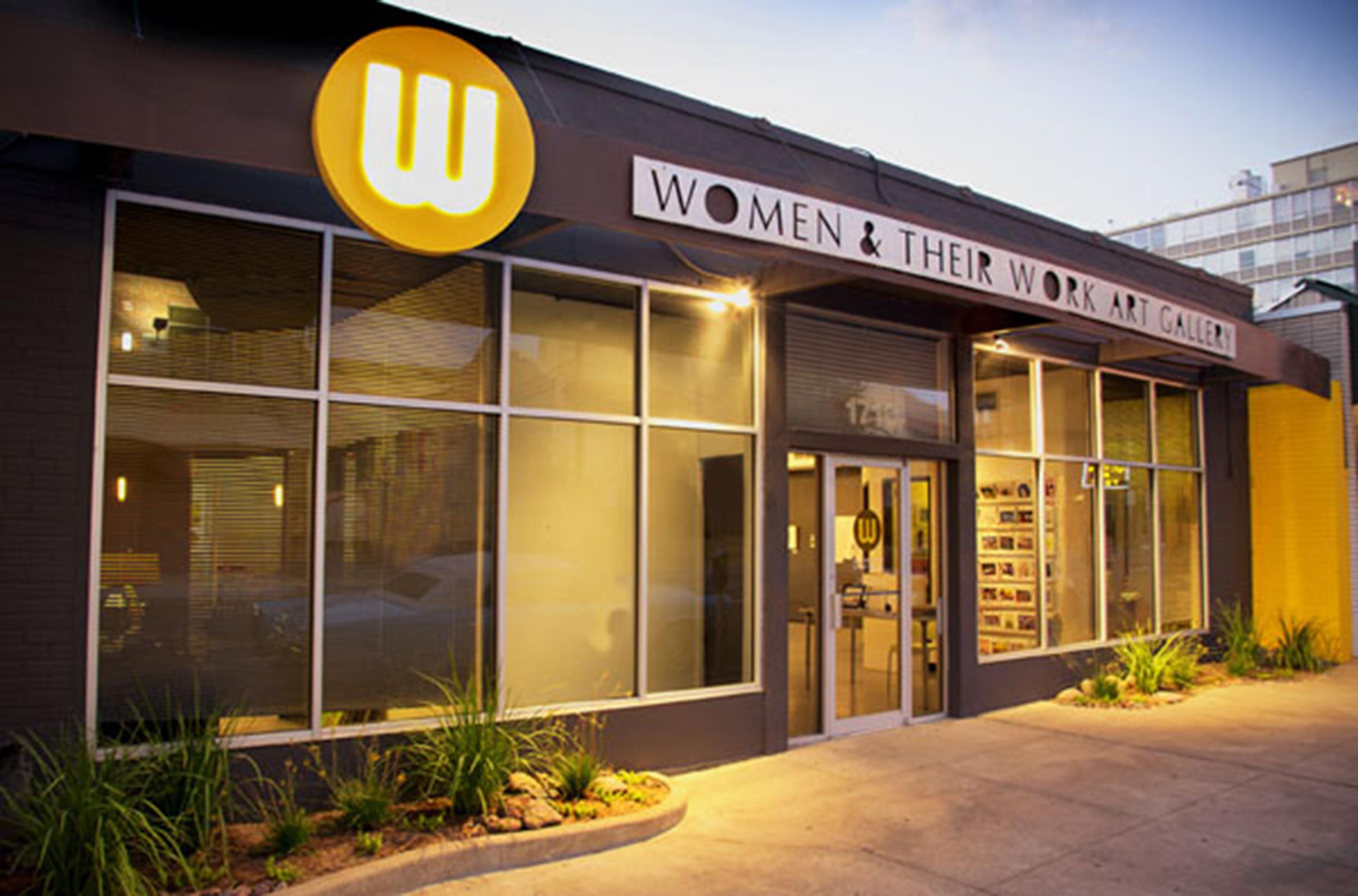 Women & Their Work Celebrates 40 Years